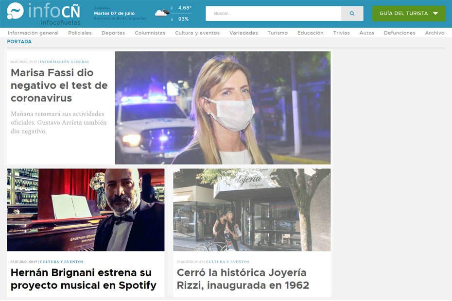 InfoCañuelas – 07.07.2020