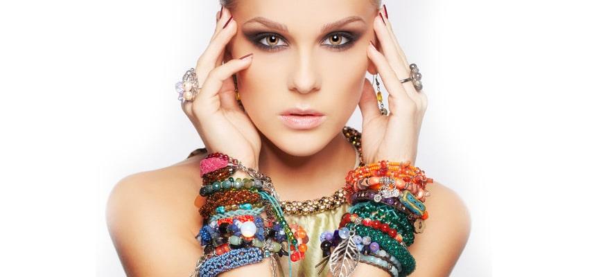 Eviter l'oxydation des bijoux fantaisies