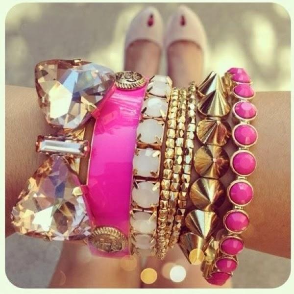 matières et bijoux