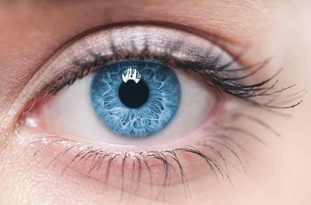 couleur bleue et bijoux fantaisies