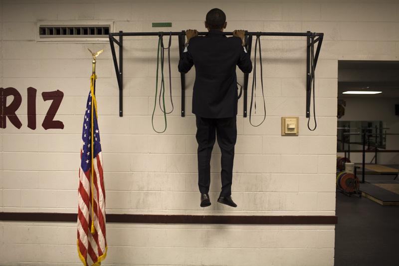 Obama Reps American Strength