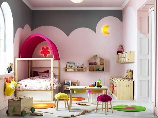 idea dekorasi bilik tidur anak 14