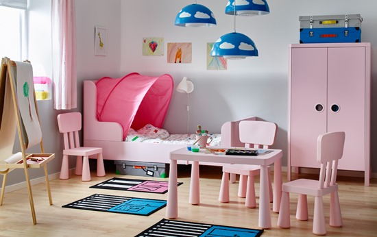 idea dekorasi bilik tidur anak 8