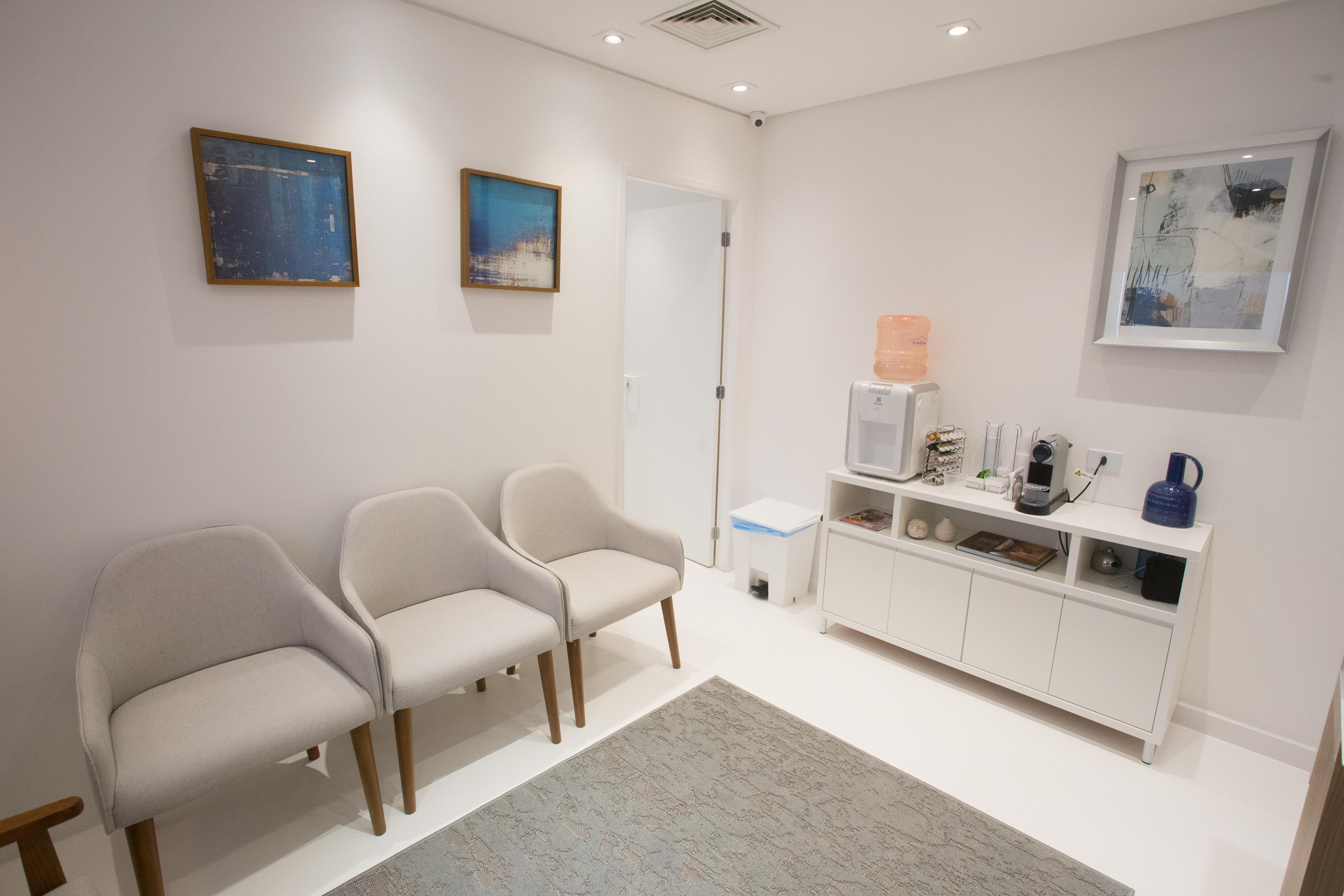 Fotos das instalações do Hernia Clinic
