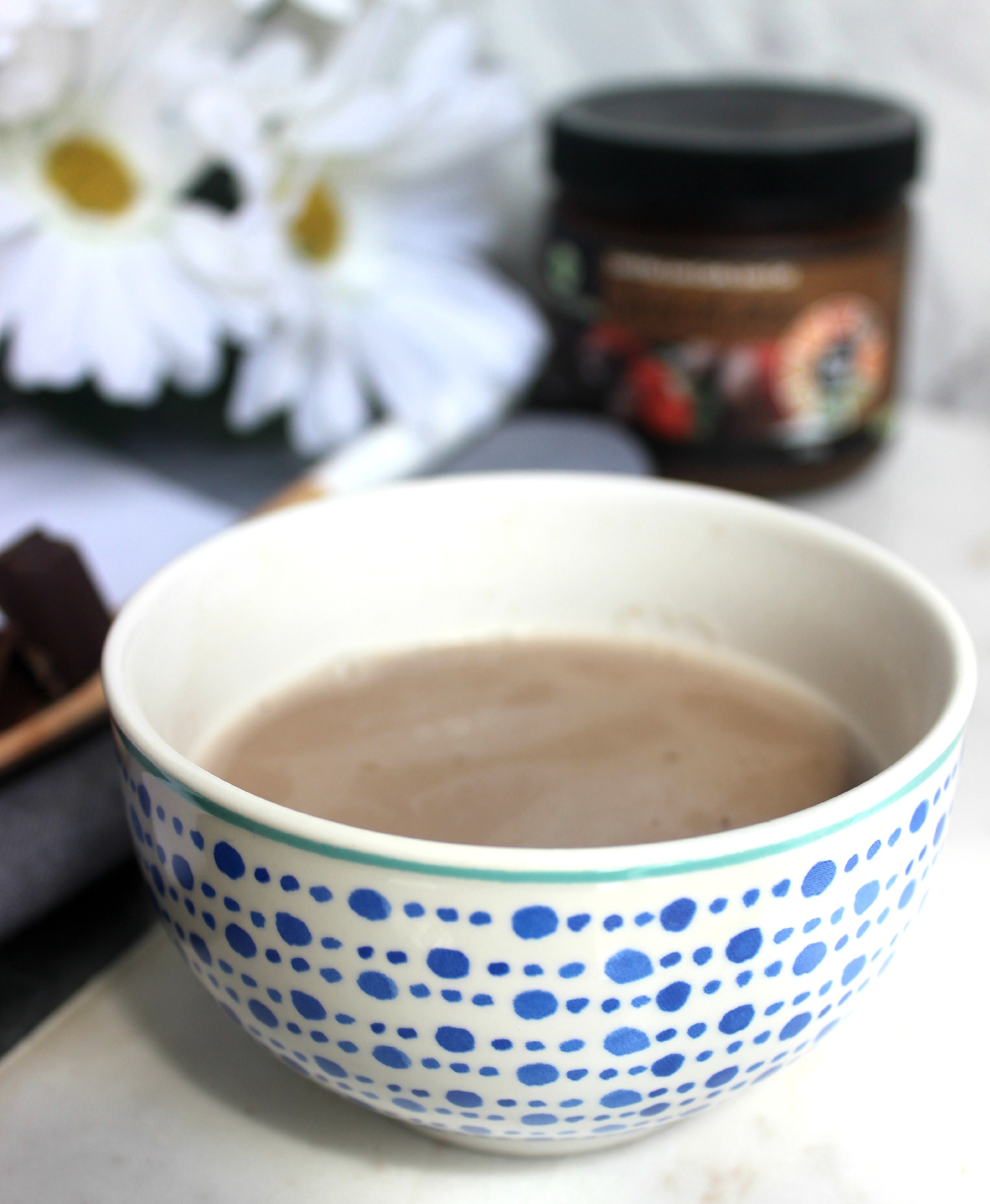 Sugar free hot chocolate - Her Nourished