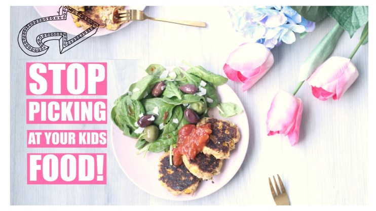 If you've ever made your kids toast and eaten the crusts because you hate the thought of waste then you need to read this article about how to stop picking at your kids' food if you find yourself gaining unwanted weight!