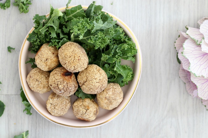 Whether you incorporate vegetarian meals into your diet or you simply love easy meat-free alternatives, these 3 ingredient vegan meatballs will fast become favourites in your home.