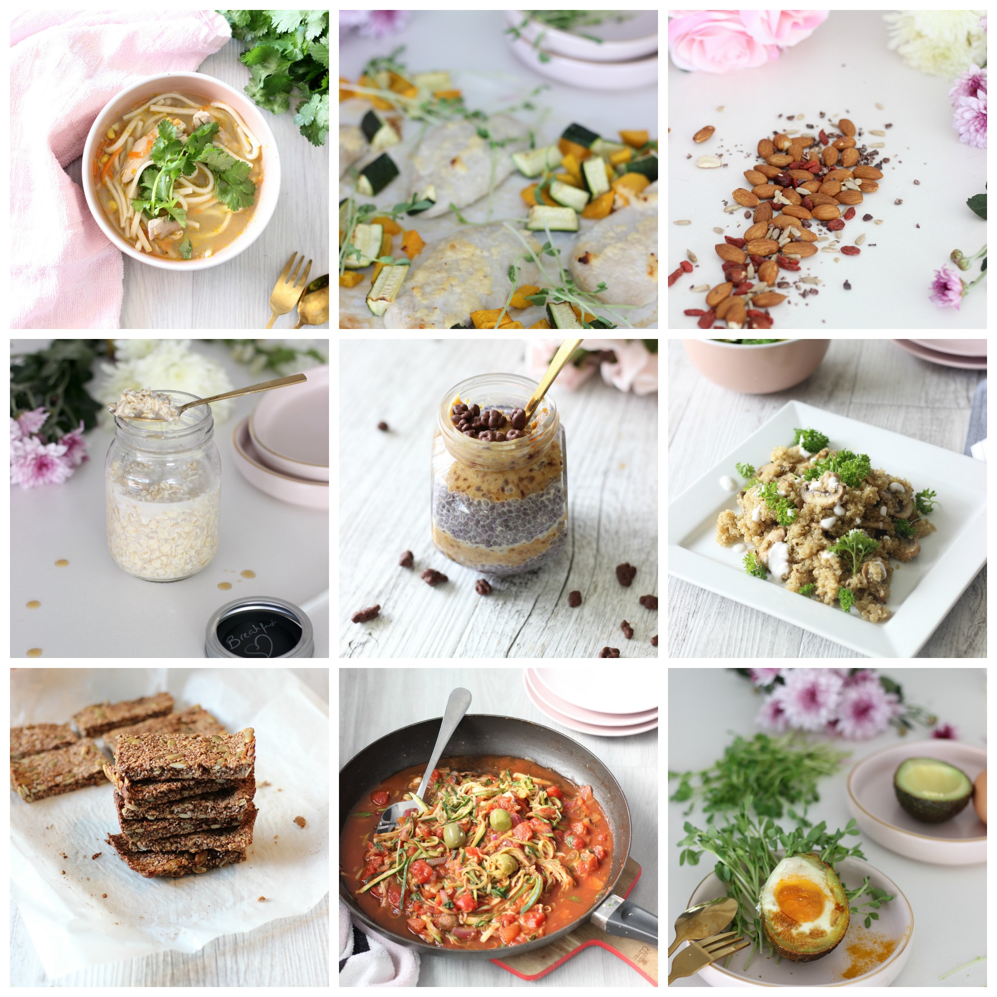 Inside nourished in 30 a quick healthy recipe book for busy mums forumfinder Choice Image
