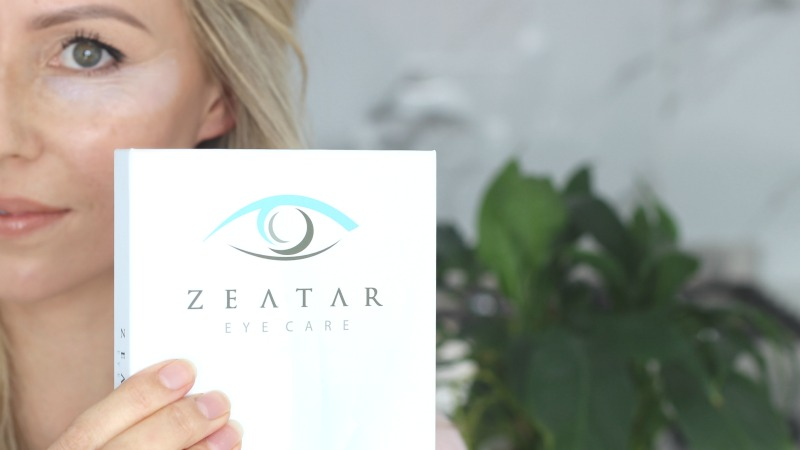 Eye Care to Reduce Eye Bags and Dark Circles | Zeatar Eye Care Review