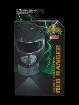 Limited Edition Legacy Collection Mighty Morphin POWER RANGERS Red Ranger Box