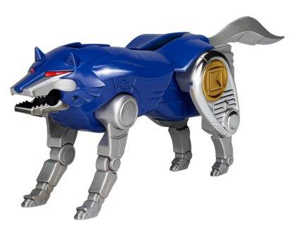 Power Rangers Legacy Ninja Megazord Wolf Zord