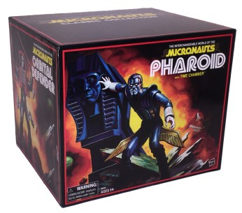 SDCC 2016 Micronauts Box