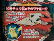 Corocoro Scan Pokemon Sun Moon Mimicu