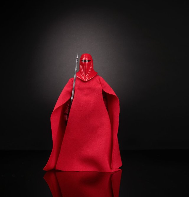 SDCC 2016 Black Series Emperor's Royal Guard Chrimson Empire Alt