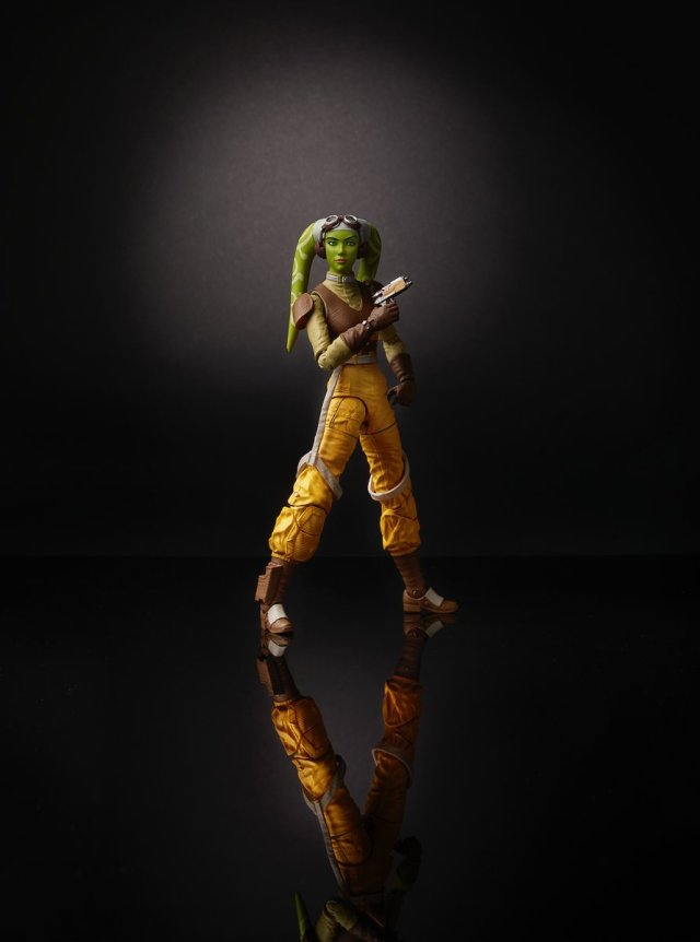 SDCC 2016 Black Series Hera Syndulla