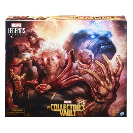 SDCC 2016 Marvel Legends 3.75 The Collector's Vault