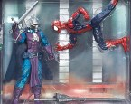 SDCC 2016 Marvel Legends The Raft Dreadknight Spiderman