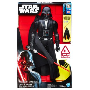SDCC 2016 Star Wars Rebels 12 Inch Electronic Darth Vader