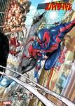 Yusuke Murata Spider Man Cover