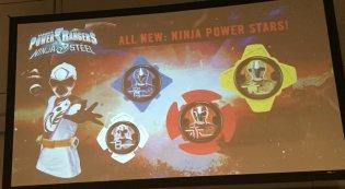 PMC 2016 Power Rangers Ninja Steel Toy Panel 2