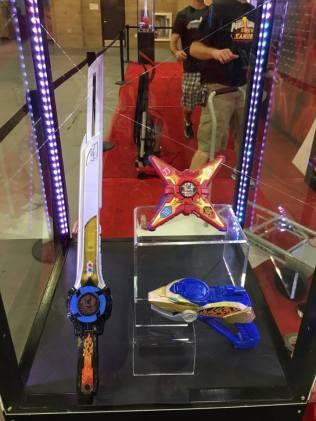 Power Morphicon 2016 Power Rangers Ninja Steel Roleplay