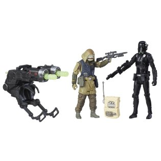 Rogue One Rebel Commando Pao Imperial Death Trooper Contents