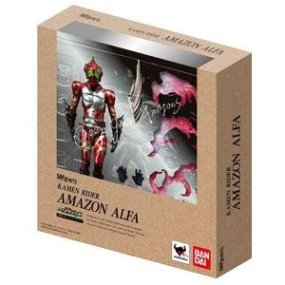 S.H.Figuarts Kamen Rider Amazon Alpha Amazon Exclusive Box