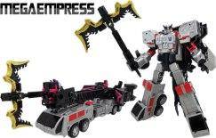 Unite Warriors Megatronia Mega Empress