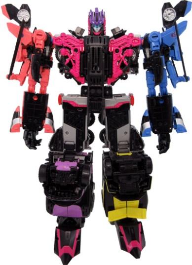 Unite Warriors Megatronia Robot