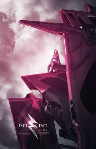 Naomi Scott - Kimberly / Pink