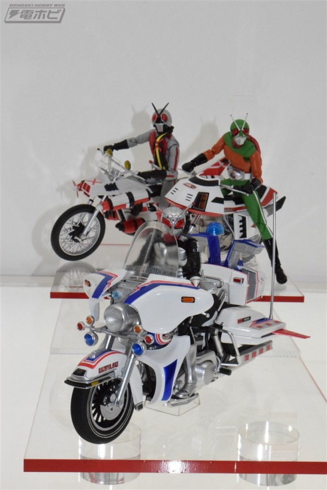 Showa Bike Display