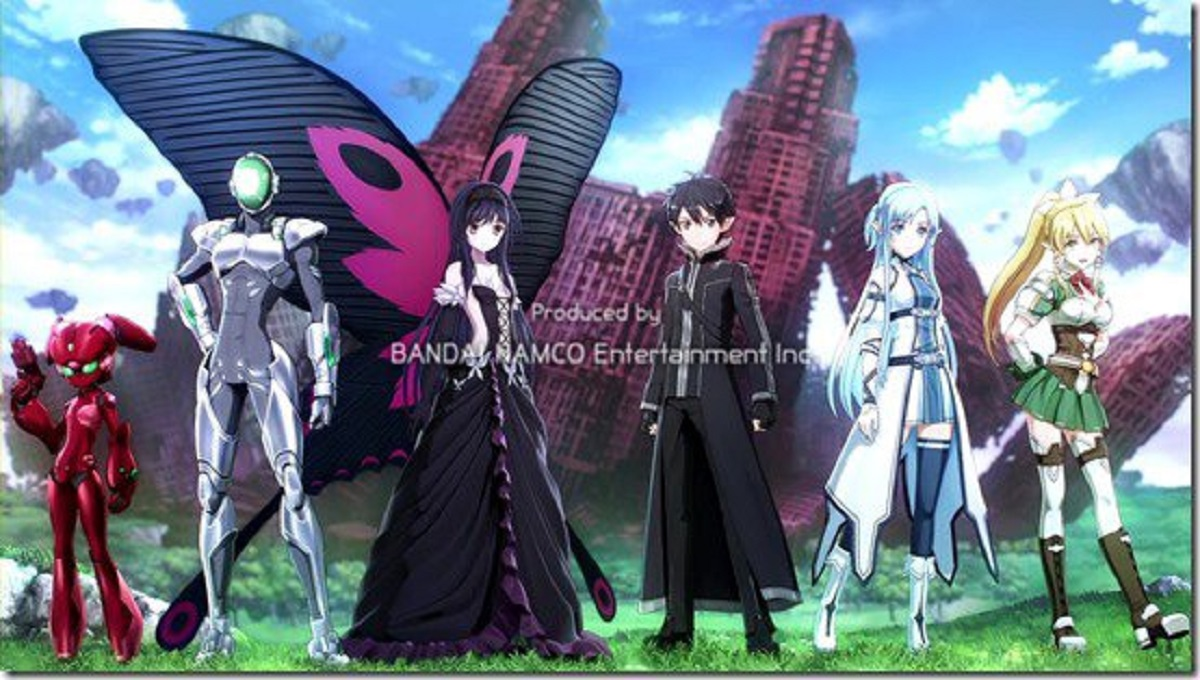 Bandai Namco Entertainment America has announced that Accel World VS Sword  Art Online Deluxe Edition will be releasing on Steam on September 12.