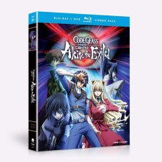 Funimation Code Geass Akito the Exiled Combo Pack Box