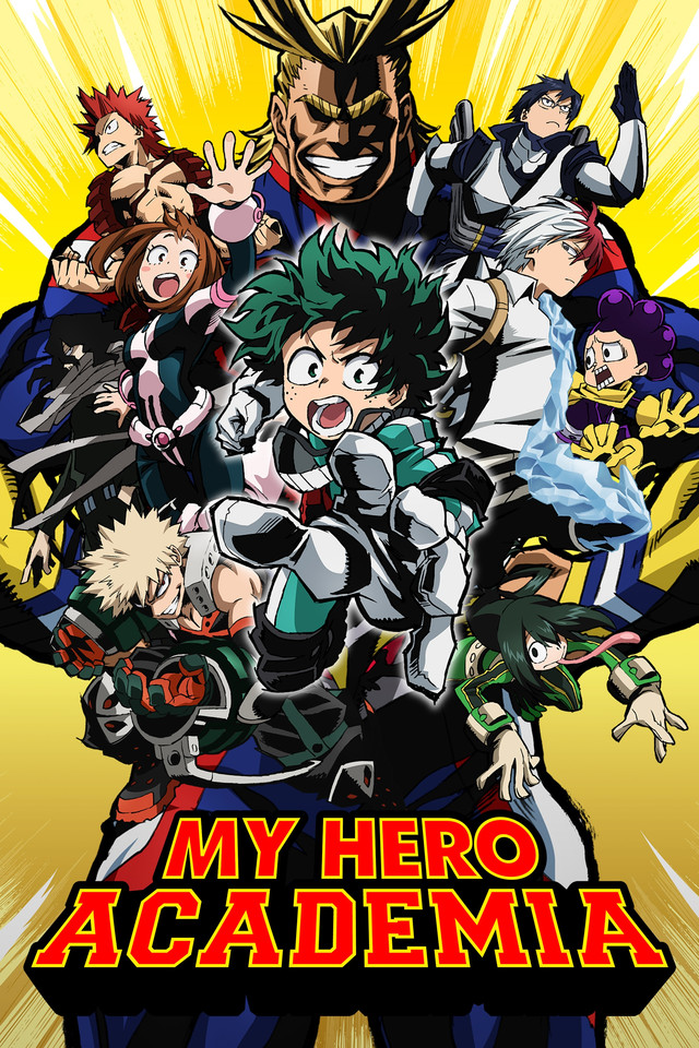 Watch My Hero Academia episodes in streaming | BetaSeries.com