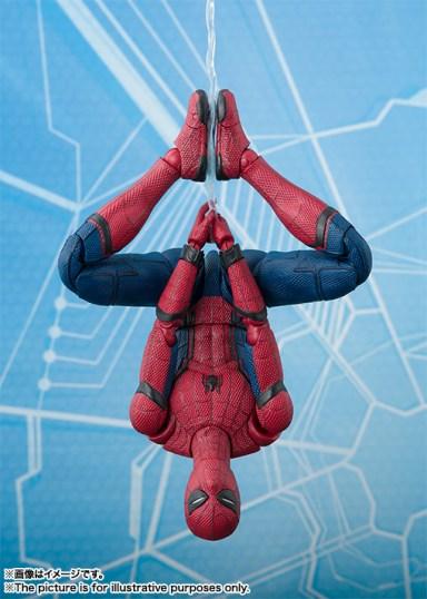 SHF Spider-Man 04