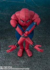 SHF Spider-Man 09