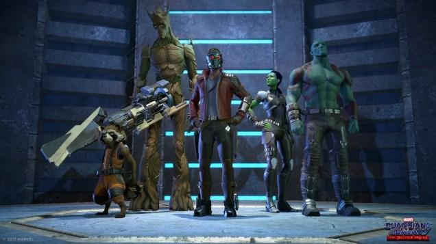 Telltale Guardians of the Galaxy Screenshot 4