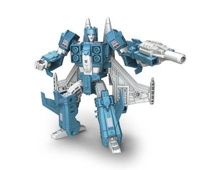 Transformers Titan Returns Deluxe Class Slugslinger Robot