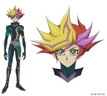 Yu-Gi-Oh! Vrains Playmaker