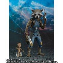 Premium Bandai S.H.Figuarts Rocket & Baby Groot 2