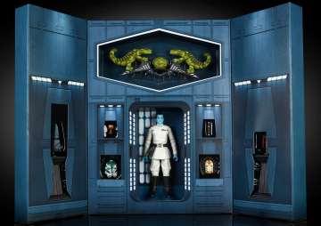 SWCO 2017 Star Wars 6 Inch Black Series Grand Admiral Thrawn 2
