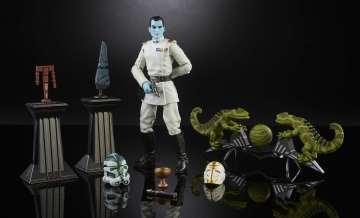 SWCO 2017 Star Wars 6 Inch Black Series Grand Admiral Thrawn 3