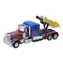 Transformers Masterpiece Movie Series Optimus Prime MPM-4 Vehicle