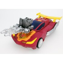 Transformers Takara Legends LG-45 Hot Rodimus Vehicle
