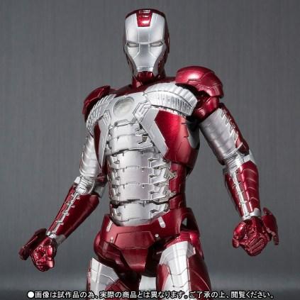 Premium Bandai S.H.Figuarts Iron Man Mk-5