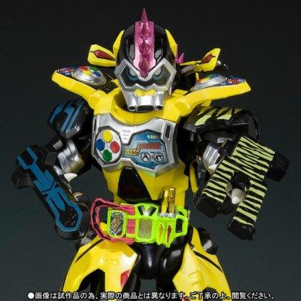 Premium Bandai S.H.Figuarts Kamen Rider Lazer Hunter Bike Gamer Lvl 5