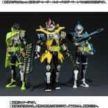 Premium Bandai S.H.Figuarts Kamen Rider Lazer Hunter Bike Gamer Lvl 5_7