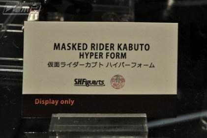 Tamashii Nations 10th Anniversary World Tour Osaka S.H.Figuarts Hyper Kabuto Tag