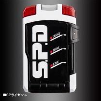 Tokusou Sentai Dekaranger SP License & SP License (Fire Squad Ver.) SPD Set 2