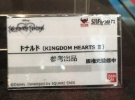 Tokyo Toy Show S.H.Figuarts Kingdom Hearts Donald Duck Details